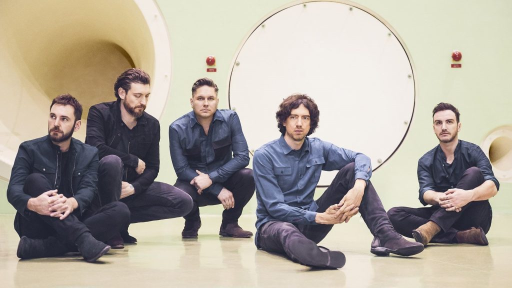 Snow Patrol Reworked at New Theatre, Oxford