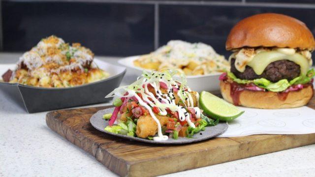 SOJO Kitchen Riverside Diner at Greenlands Park on the Culden Faw Estate in Henley-on-Thames
