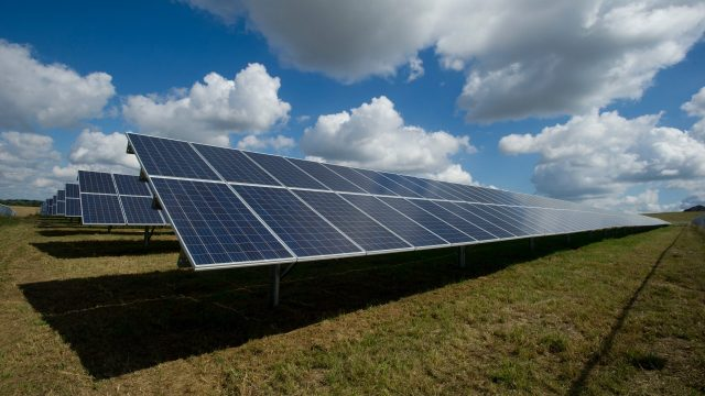 Low Carbon to develop UK's largest community solar park in Oxfordshire