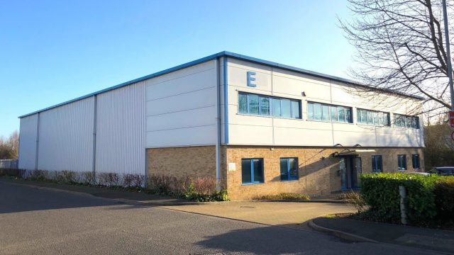 VSL Furnishes New Home for Manufacturer in Southmead Industrial Estate, Didcot, Oxfordshire