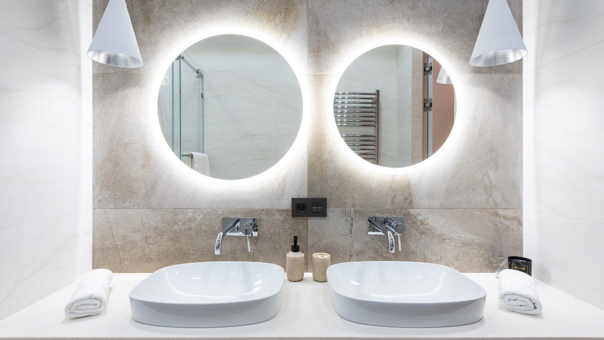 Our top 3 elegant bathroom trends for 2021 -Spa bathroom