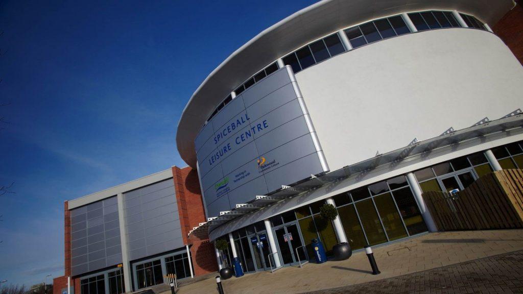 Spiceball Leisure Centre, Banbury