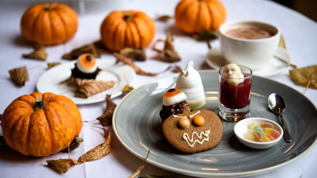 Spooky Afternoon Tea at Waddesdon Manor