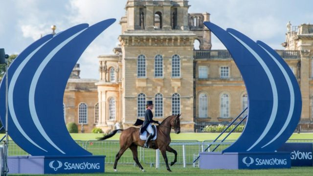 SsangYong Blenheim Palace Horse Trials 2018
