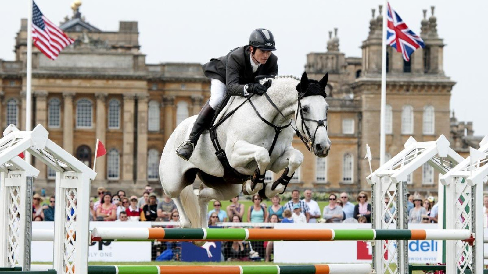 SsangYong Blenheim Palace Horse Trials 2019