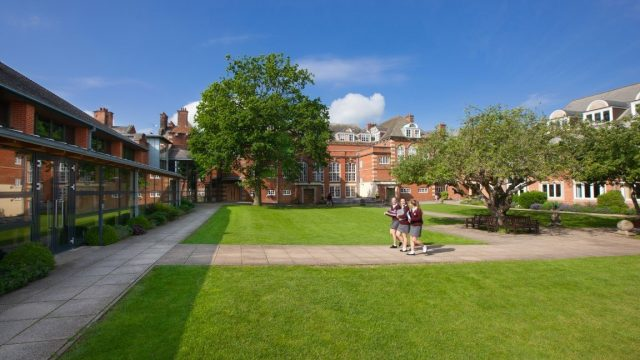 St Helen and St Katharine School Abingdon
