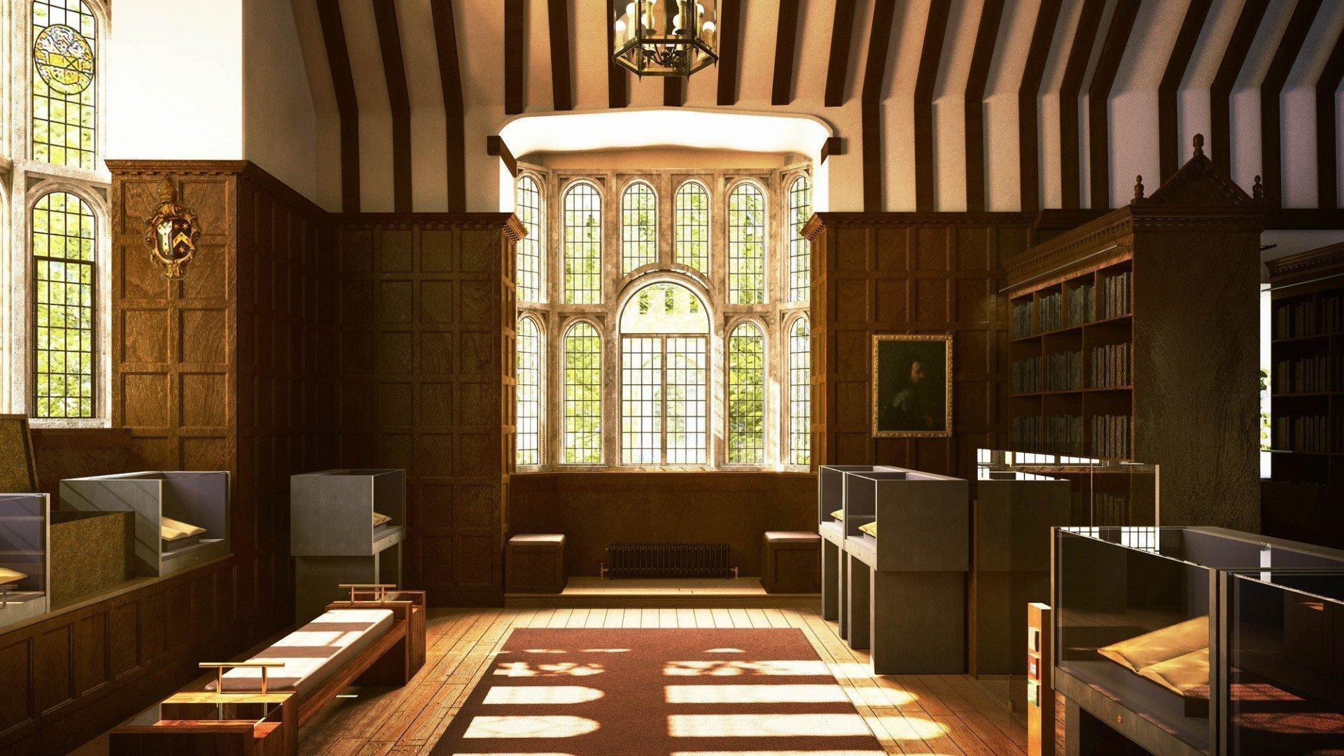 Beard starts work on £10m St John's College historic library refurbishment