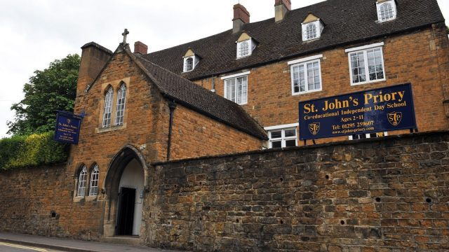 St John's Priory School, Banbury, Oxfordshire