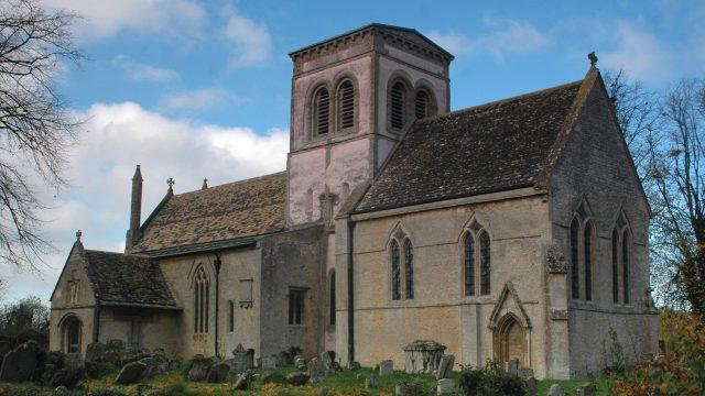 St Matthew's Church, Langford, Witney, Oxfordshire