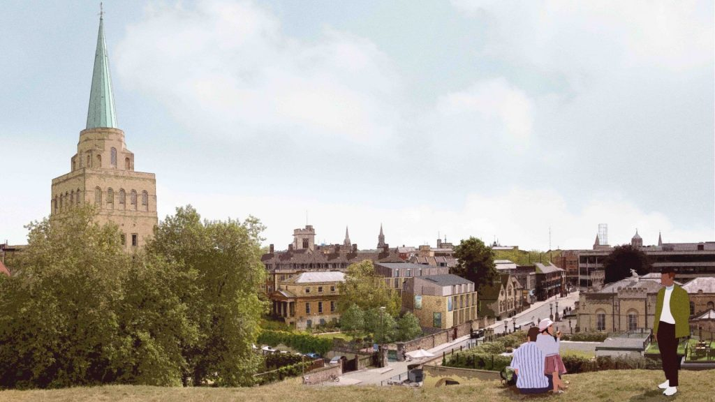 Willmott Dixon awarded £11m St Peter's College accommodation project