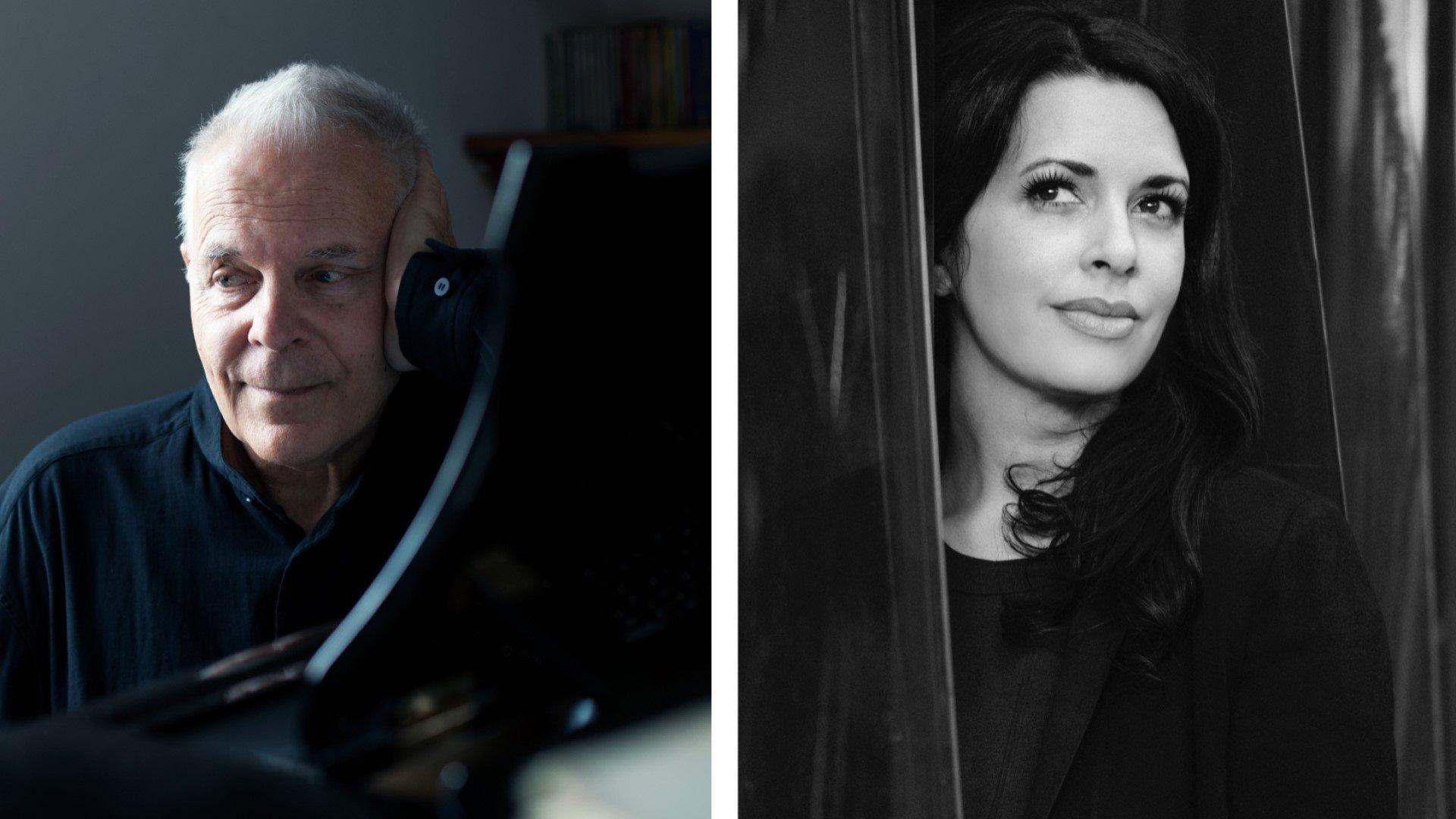 'Life Returns – A Transcendence of Pain' Stephen Kovacevich & Priya Mitchell