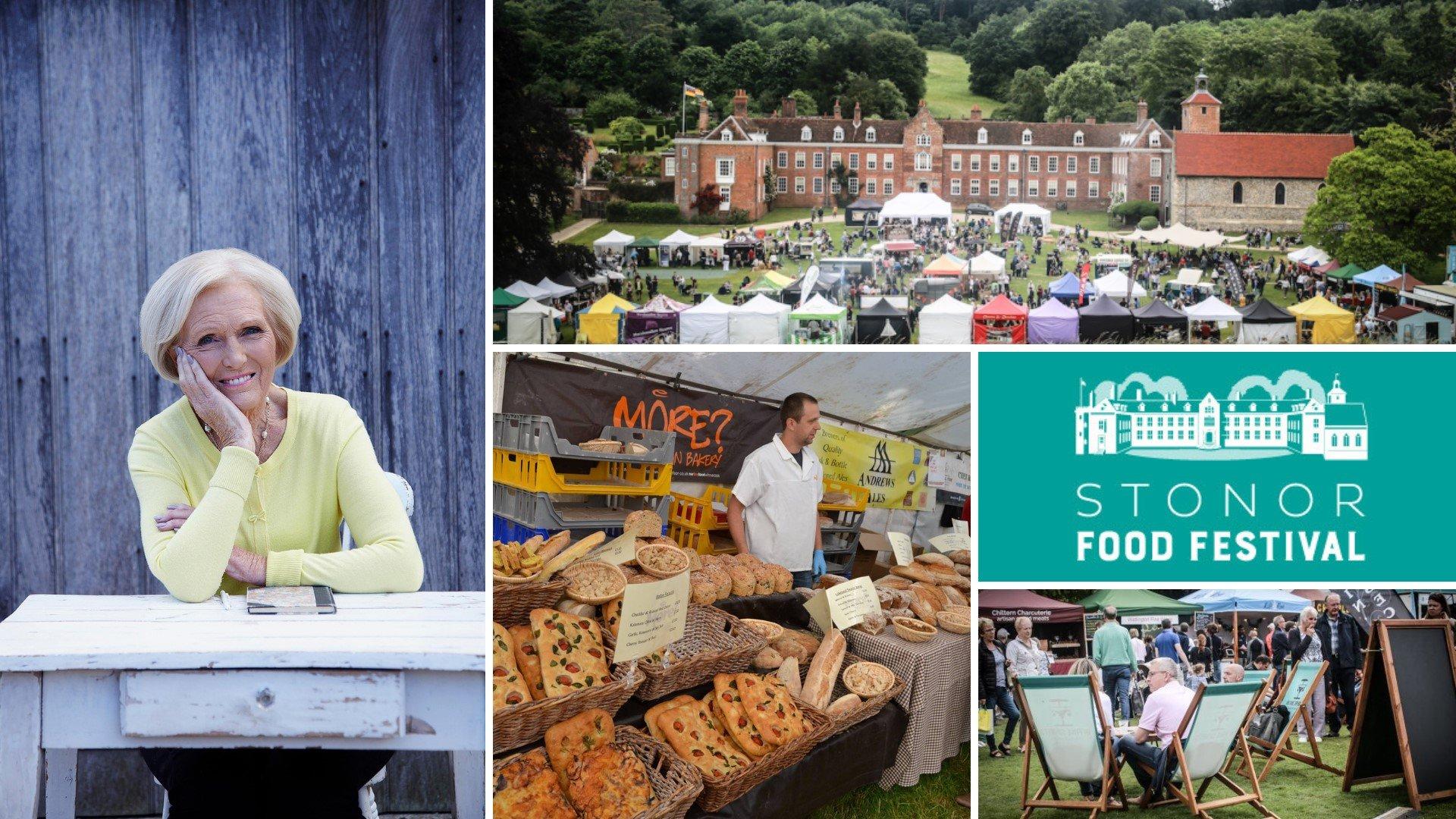Stonor Park Food Festival
