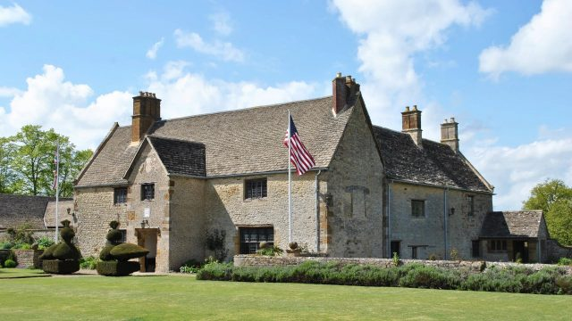 Sulgrave Manor & Garden, Banbury