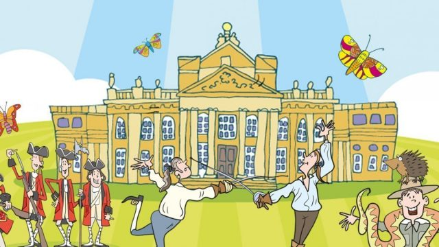 Summer Family Entertainment Blenheim Palace