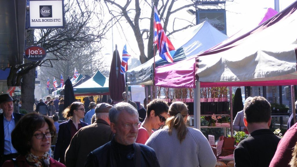 Summertown Artisan Farmers Market