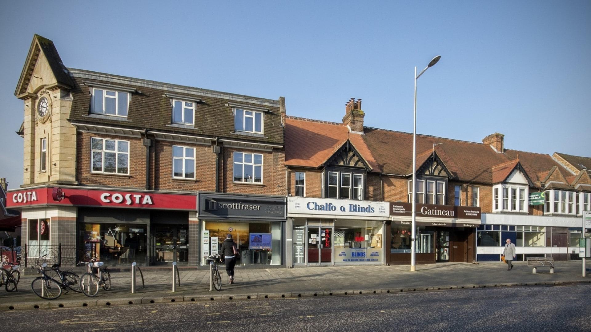 Summertown, North Oxford