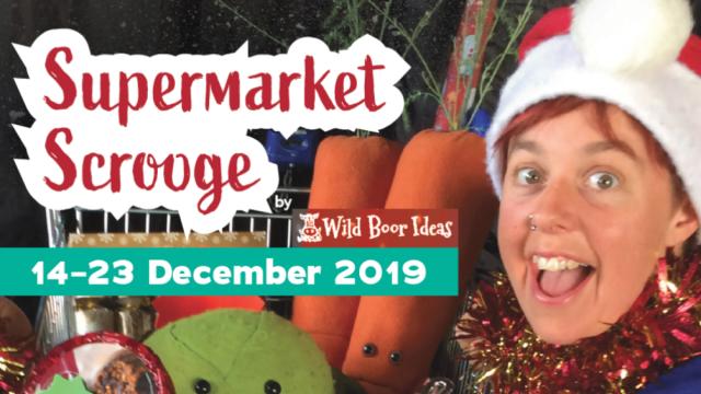 The JdP Christmas Show: Supermarket Scrooge