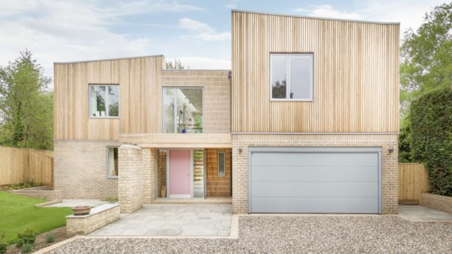 Sustainable Dwelling in Appleton, Oxfordshire by Alister Godfrey Architects