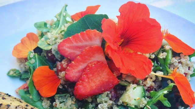 Sweet Summer Tabbouleh Salad Recipe
