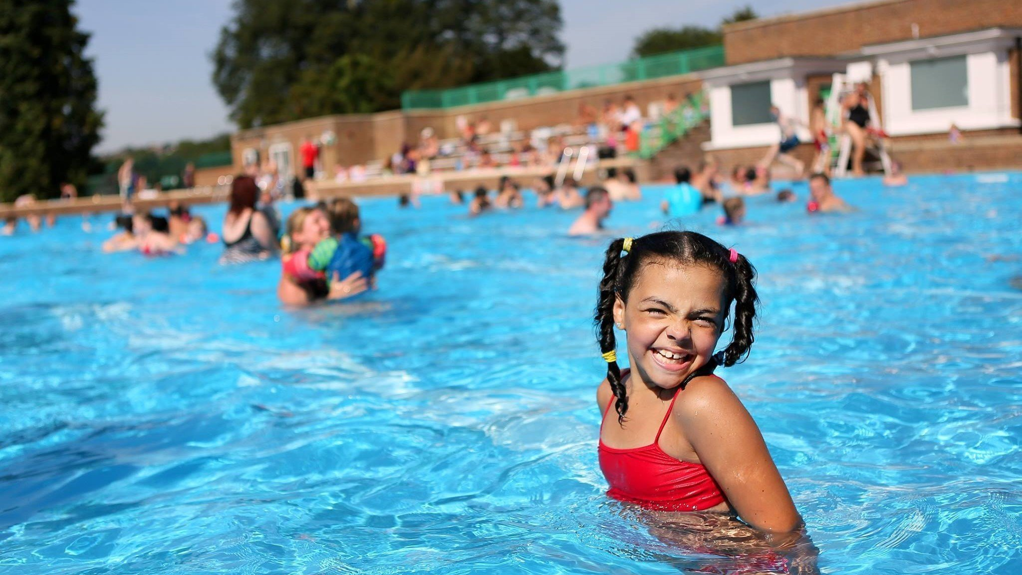 All the places to go swimming outdoors and indoors in Oxfordshire