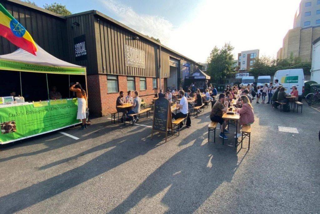 Tap Social, Bootley, Oxford