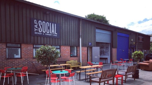 Tap Social Movement Brewery and Community Space, Hinksey Lane, Oxford
