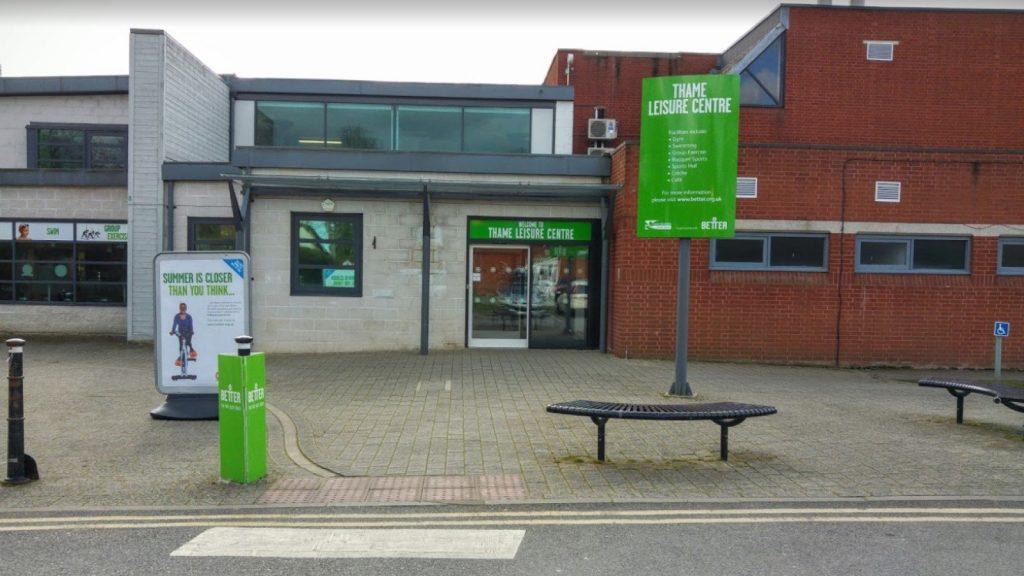 Thame Leisure Centre, Oxfordshire