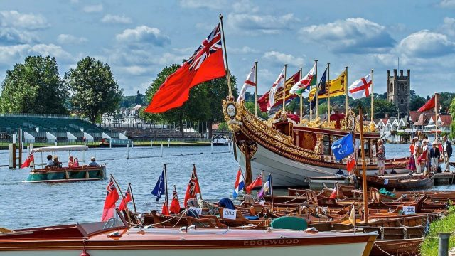 Thames Traditional Boat Festival 2021