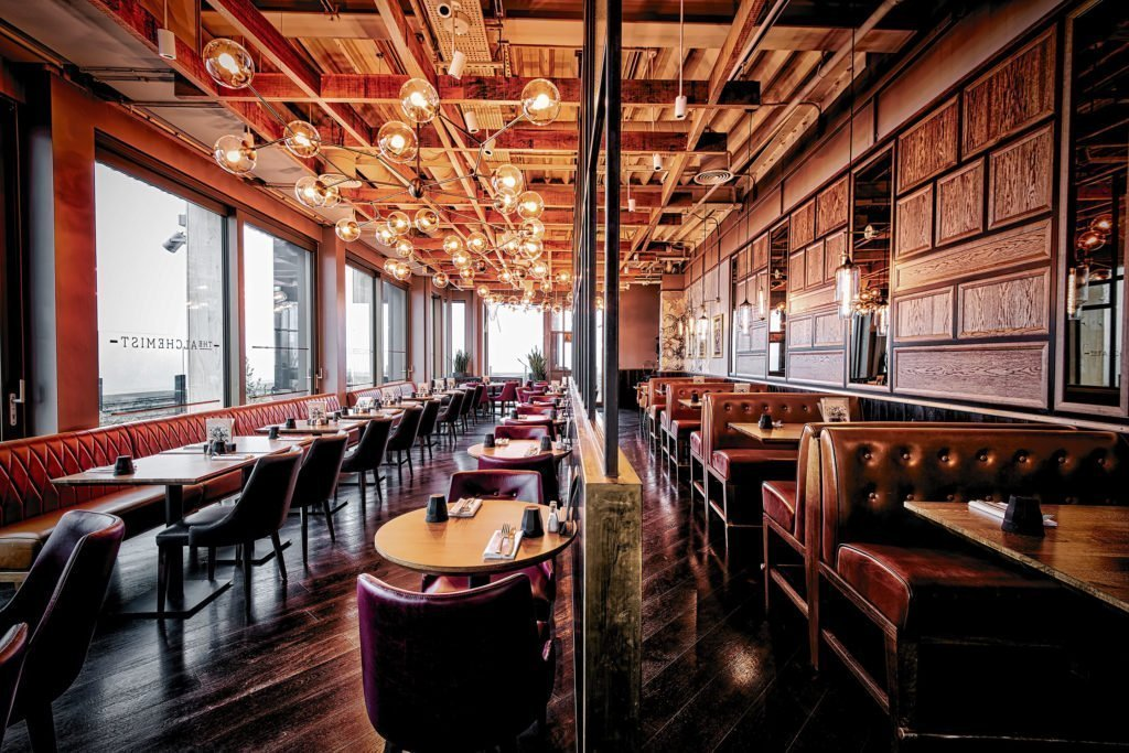 The Alchemist Oxford - Bar and Restaurant