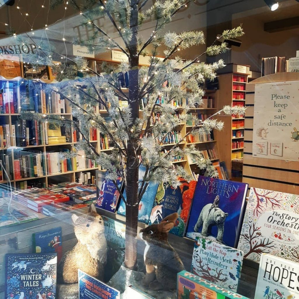 Oxfordshire's independent bookshops: The Bell Bookshop, Henley-on-Thames