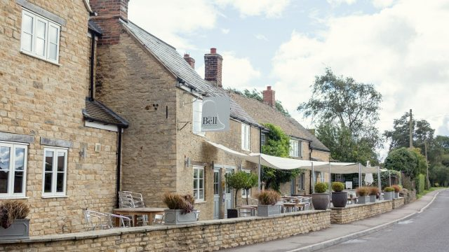 The Bell at Hampton Poyle Pub, Restaurant and Hotel in, Kidlington, Oxfordshire