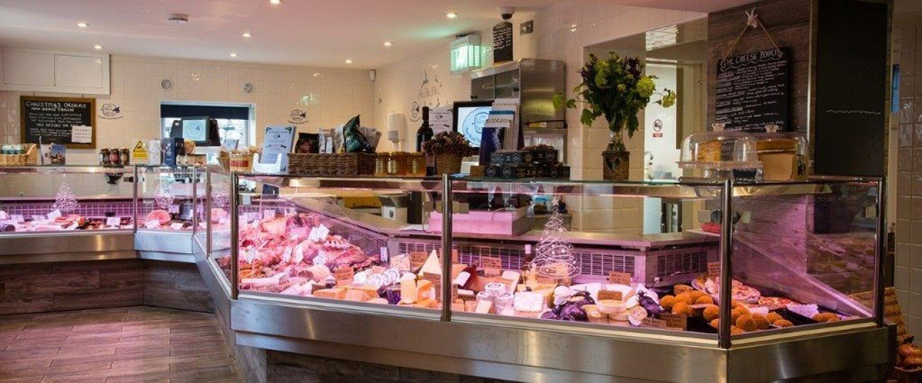 The Blue Texel Farm Shop