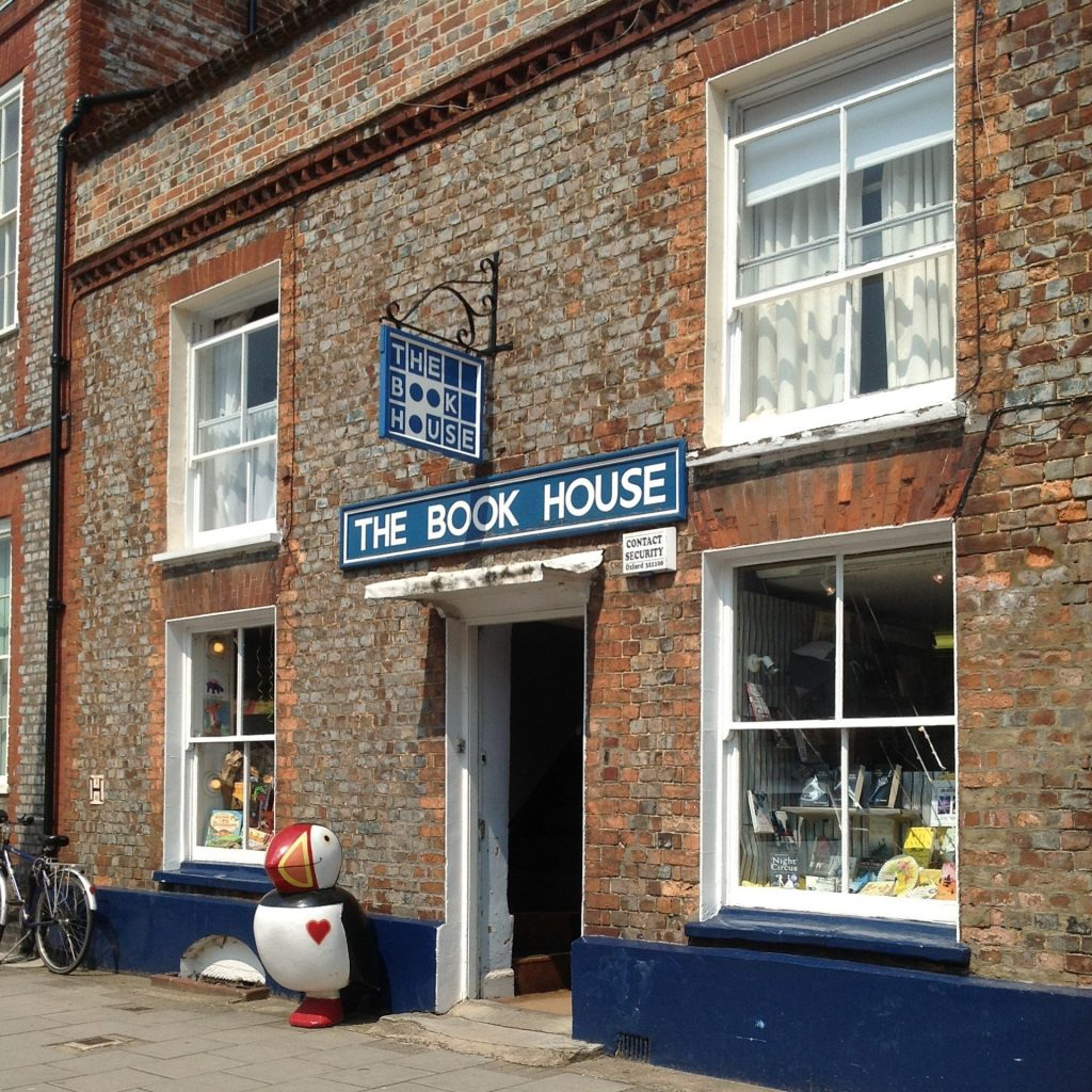 Oxfordshire's independent bookshops: The Book House, Thame