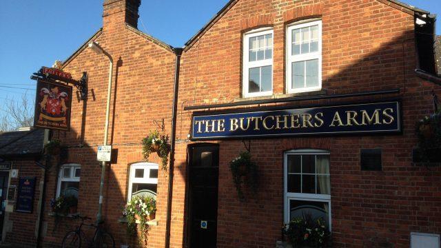 The Butchers Arms, Headington