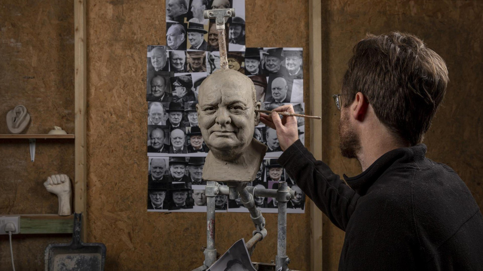 The Churchill Exhibition at Blenheim Palace