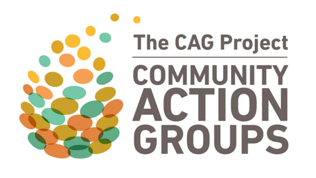 The Community Action Groups (CAG) Project Logo