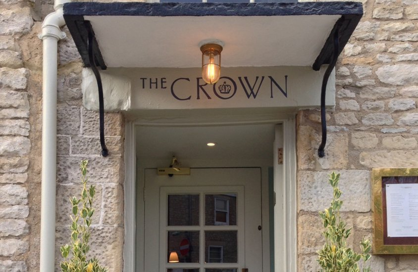 The Crown Inn , Woodstock, Oxfordshire
