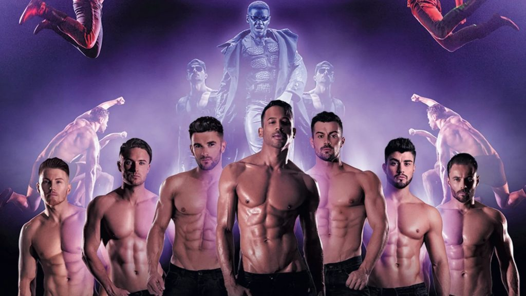 The Dreamboys Show at New Oxford Theatre