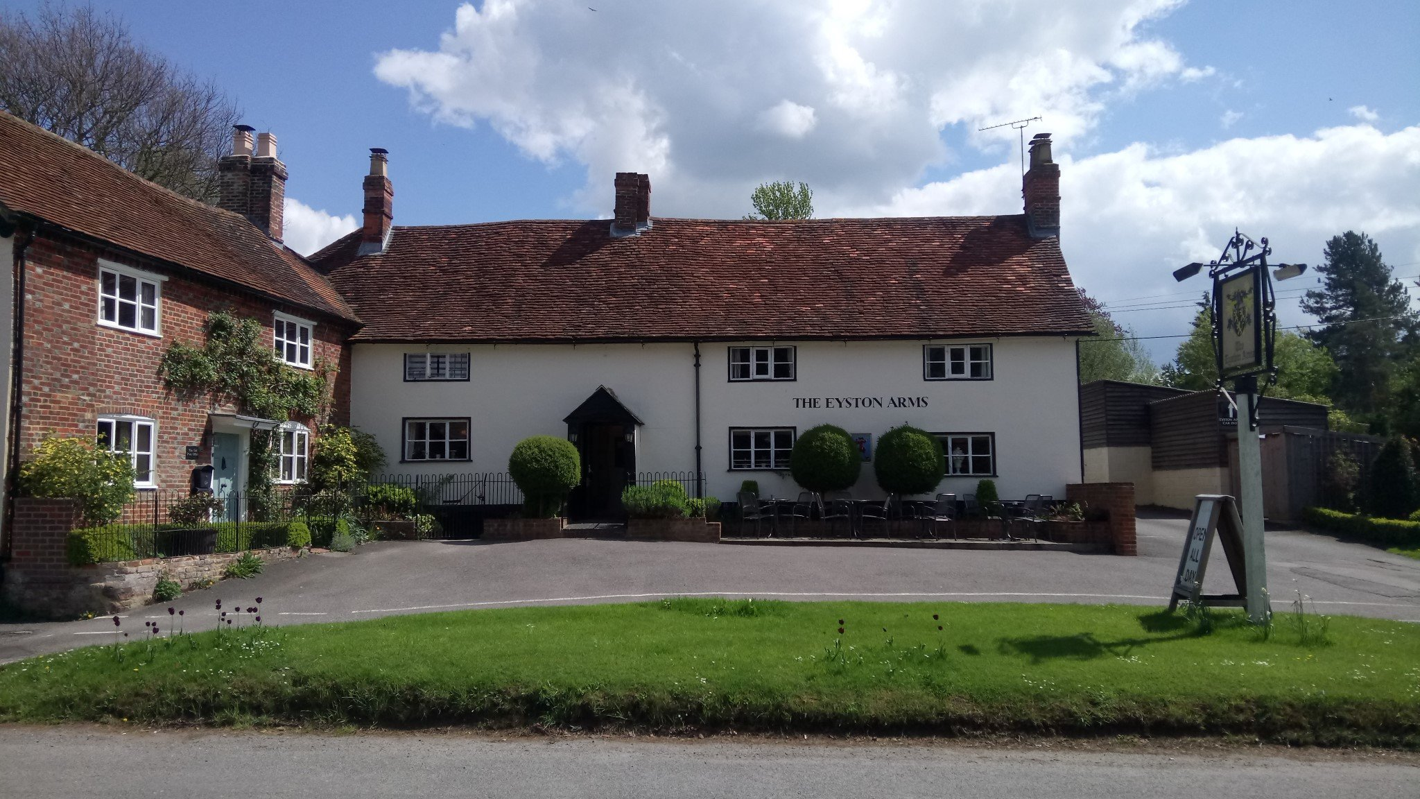 The Eyston Arms, East Hendred, Wantage, Oxfordshire