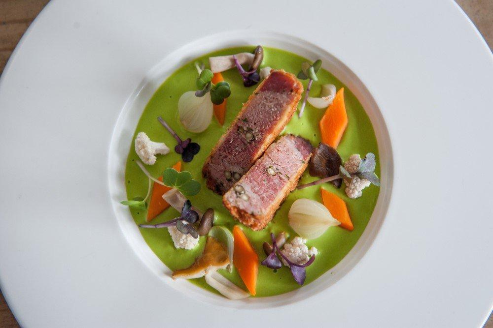 The Folly Restaurant Oxford - Food