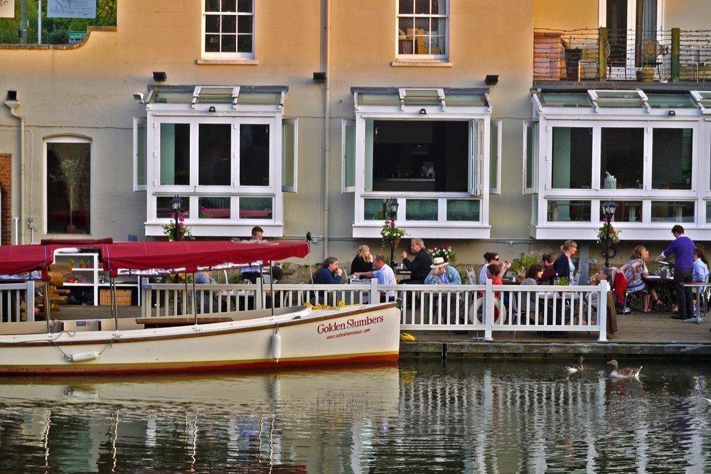 The Folly Restaurant Oxford - Restaurant Boat