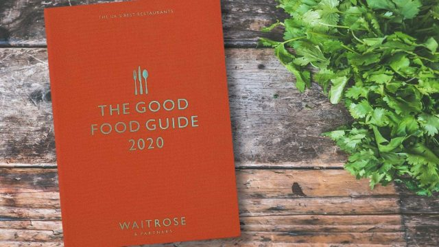 All the Oxfordshire restaurants in the Good Food Guide 2020