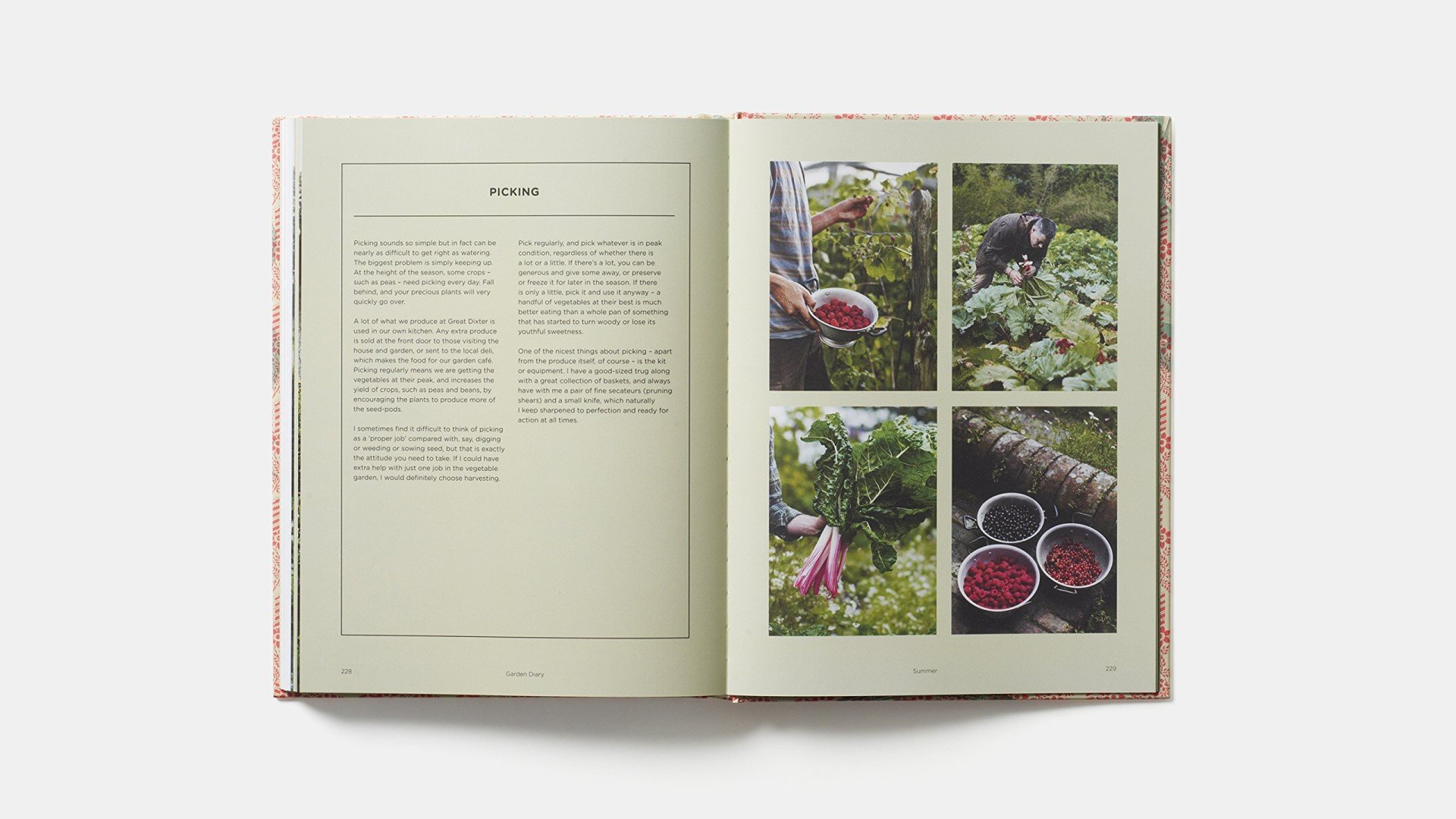 The Great Dixter Cookbook: Recipes from an English Garden. Image Gallery 03