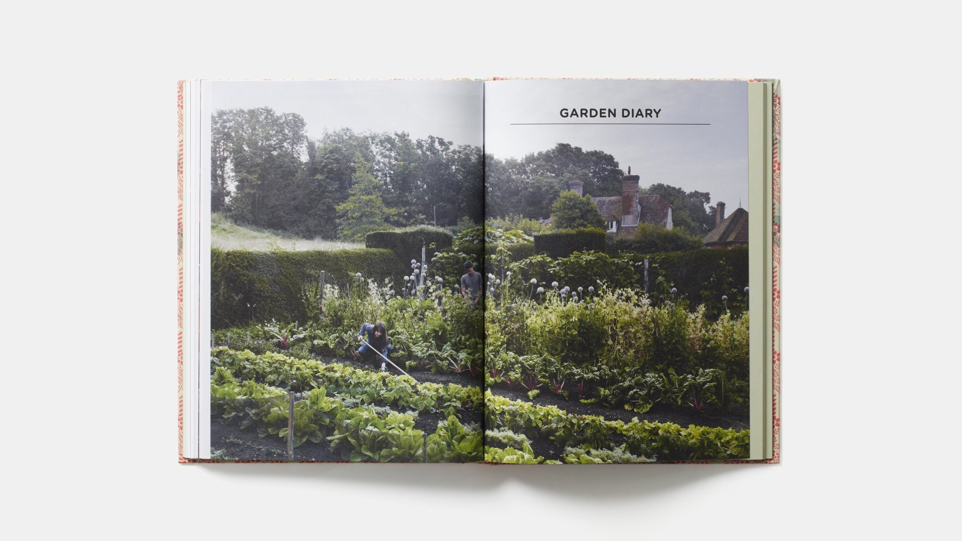 The Great Dixter Cookbook: Recipes from an English Garden. Image Gallery 05
