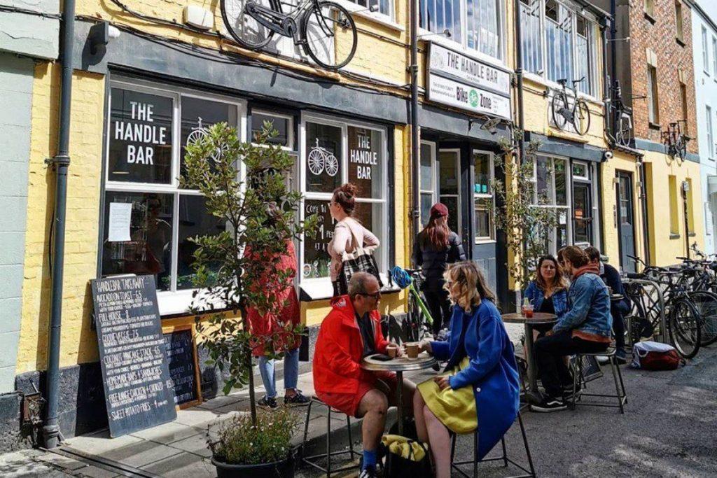 The Handle Bar, Oxford