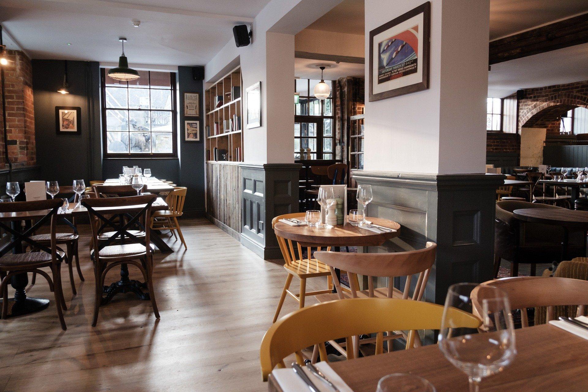 The Head of the River Restaurant, Pub & Bar Oxford - Interior
