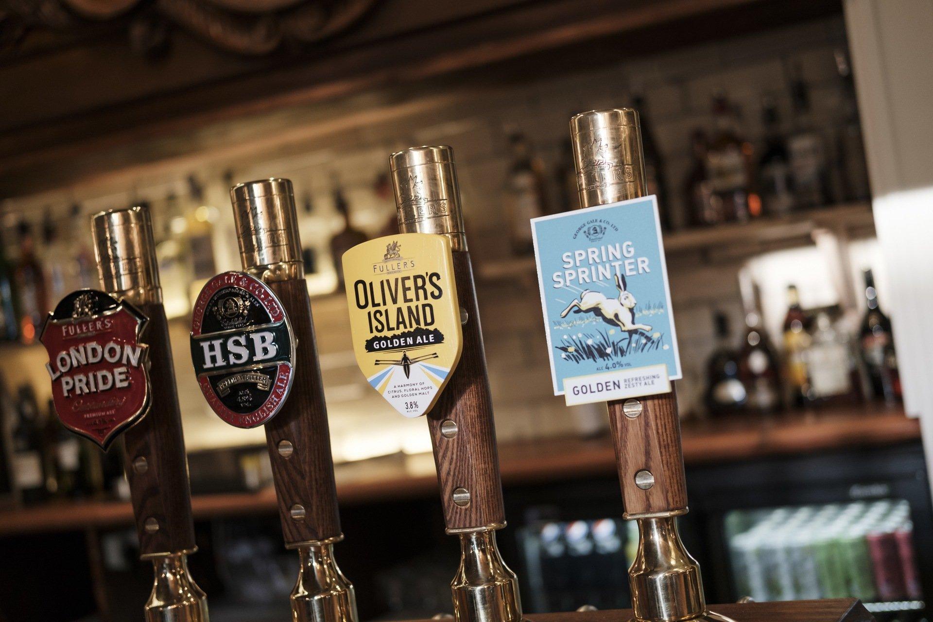 The Head of the River Restaurant, Pub & Bar Oxford - Bar
