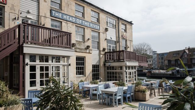 The Head of the River Restaurant, Pub & Bar in Oxford