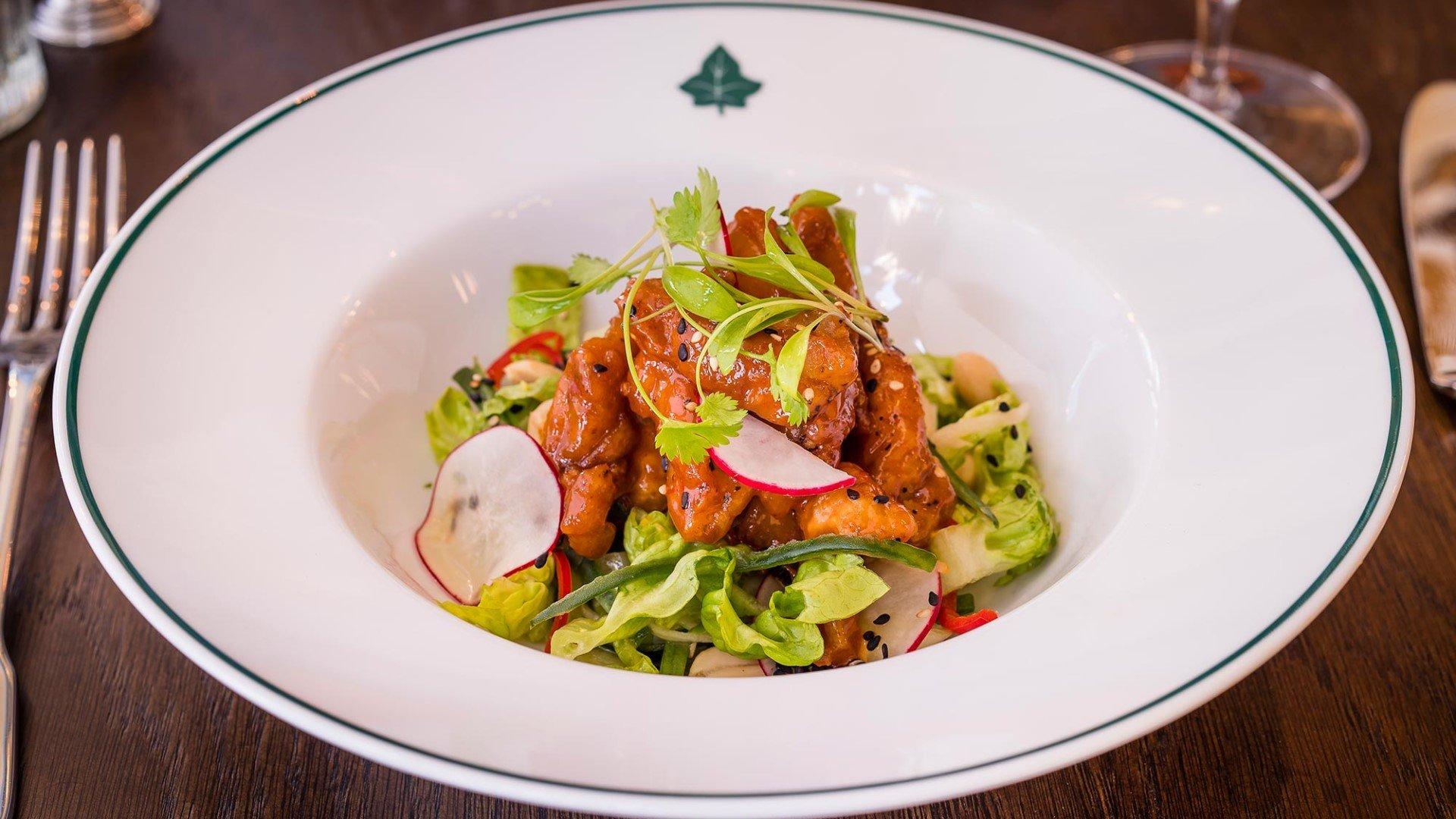The Ivy Brasserie - Bang Bang Chicken