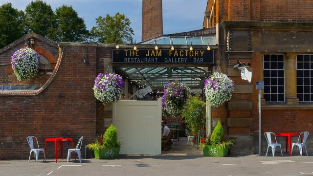 The Jam Factory Oxford Restaurant, Bar, Gallery and Arts Centre